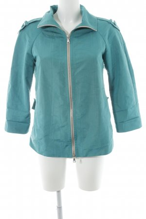 Prada Between-Seasons Jacket cornflower blue casual look