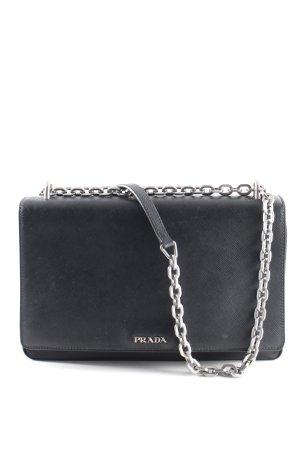 """Prada Crossbody bag """"Messenger Bag Tessuto Nero"""" black"""