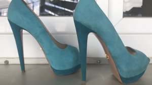 Prada Velours High heels