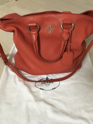 Prada Shoulder Bag salmon