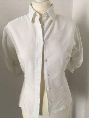 Prada weiße Bluse, Gr. it.40