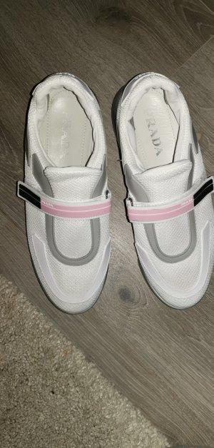 Prada Weiße Sneaker