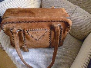 Prada Wildledertasche
