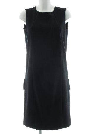 Prada Wollen jurk antraciet zakelijke stijl