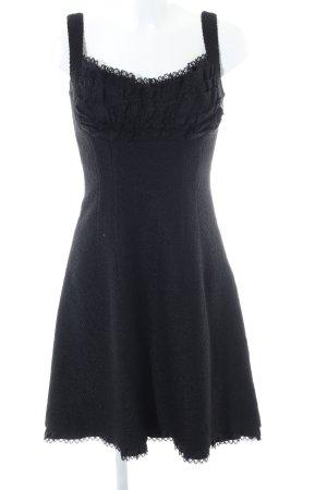 Prada Wollkleid schwarz Elegant