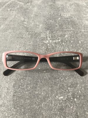Prada Glasses rose-gold-coloured-black