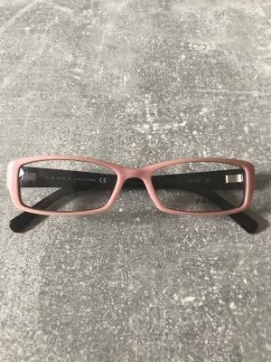 Prada Glasses rose-gold-coloured-black