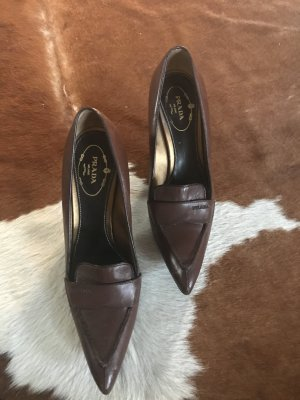 Prada Pumps brown