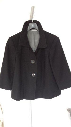 Prado Collection Jacke Swinger Schwarz Business gr 40 feine Wolle