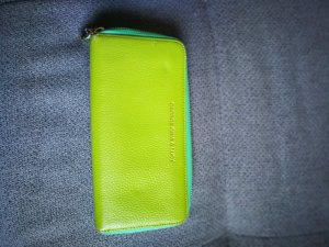 George Gina & Lucy Wallet meadow green