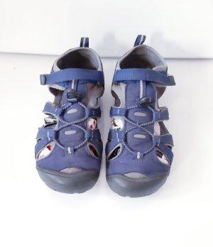 Keen Sandalias de tiras azul acero