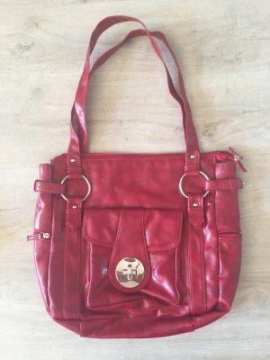 Shopper dark red