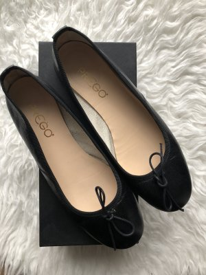 Prego Ballerinas black leather