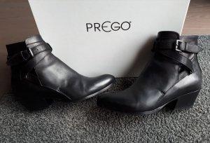 Prego Boots Schwarz Chelsea 36 Last Sale
