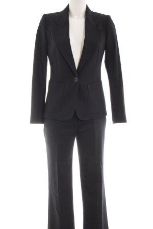 Prego Traje de pantalón azul oscuro estilo «business»