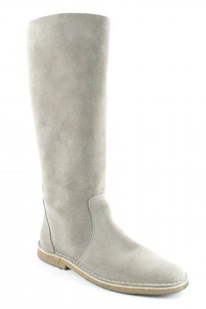 Prego Jackboots light grey casual look
