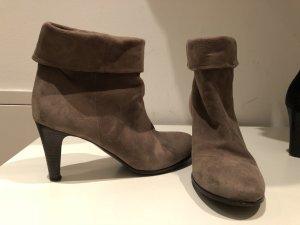 Prego Winter boots lichtbruin-beige