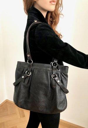 PREIS REDUZIERT! Praktische geräumige dunkelbraune Tasche