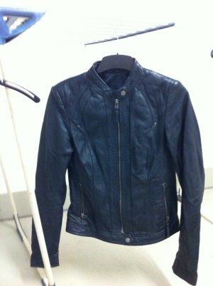 Preis verhandelbar! Echte Lederjacke, neu und ungetragen im used look