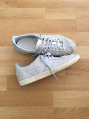 Adidas Sneaker stringata azzurro