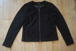 Premium Collection by Esmara Sweatjacke Blazer Blouson Jacket Schwarz M 38