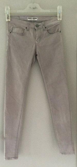Tally Weijl Pantalon cinq poches gris clair