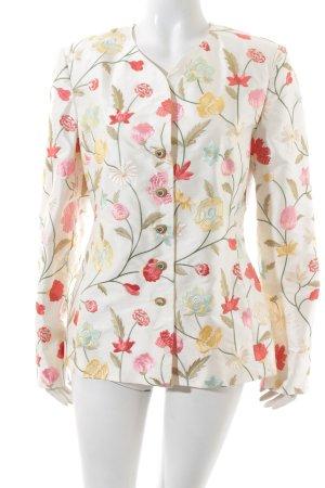 Prestige Blazer florales Muster Elegant