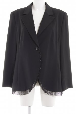 Prestige Jersey Blazer black business style
