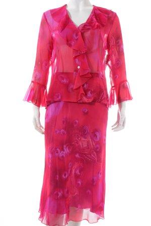 Prestige Kostüm Paisleymuster Elegant