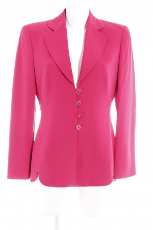 Prestige Long-Blazer magenta Business-Look