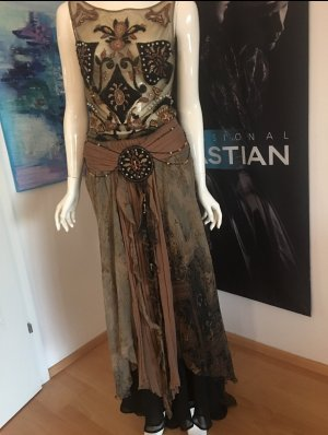 Pret a Porter haute Couture Luxus pur npr weit über 2000 Unikat Opern Ball göttin roma