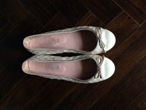 Pretty Ballerina, grau/weiß, Größe 40