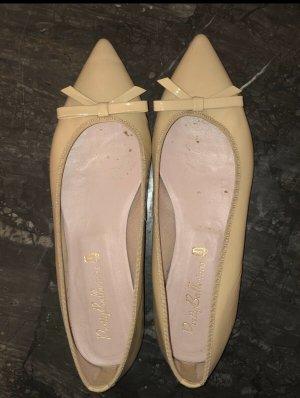 Pretty ballerinas Lakleren ballerina's room-beige