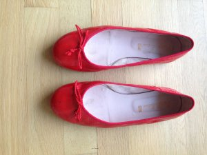 Pretty ballerinas Ballerinas red