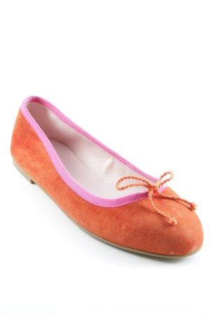 Pretty ballerinas Ballerinas mit Spitze mehrfarbig Casual-Look