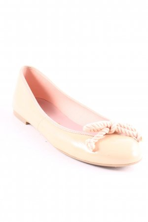 Pretty ballerinas Ballerina color carne stile casual