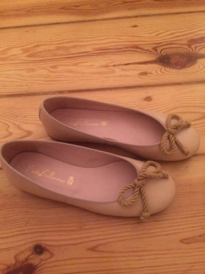 Pretty Ballerinas beige