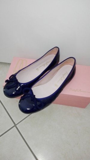Pretty Ballerinas Blau