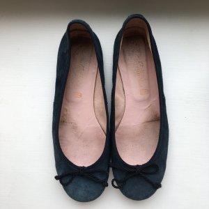 Pretty Ballerinas dunkel blau