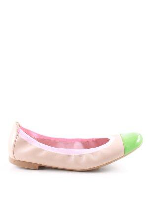 designer fashion 00034 54034 Pretty ballerinas faltbare Ballerinas mehrfarbig Casual-Look