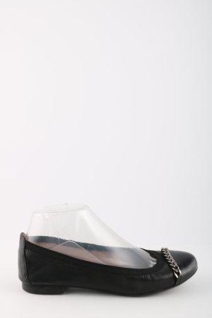 Pretty ballerinas Ballerina pieghevole nero stile casual