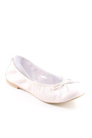 Pretty ballerinas faltbare Ballerinas nude-rosé Romantik-Look