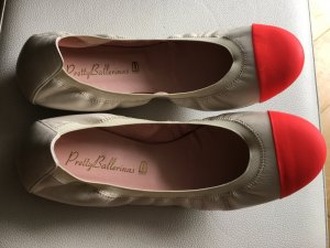 Pretty ballerinas Gr. 40 coole Farbe