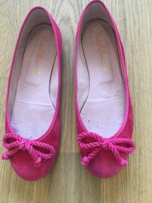 Pretty Ballerinas in pink (Größe 39)
