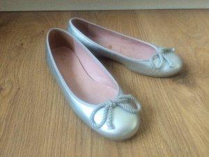 Pretty Ballerinas in Silber