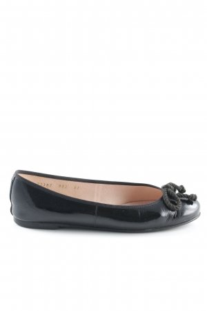 Pretty ballerinas Lackballerinas schwarz Casual-Look