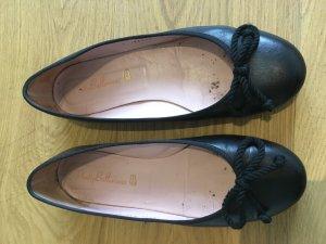 Pretty Ballerinas Lackleder schwarz (Größe 39)