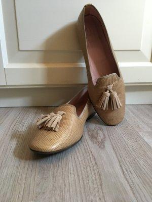 Pretty Ballerinas Loafer Farbe Camel - Größe 38,5
