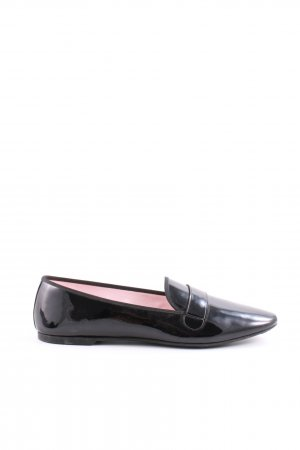 Pretty ballerinas Mocassins noir style d'affaires