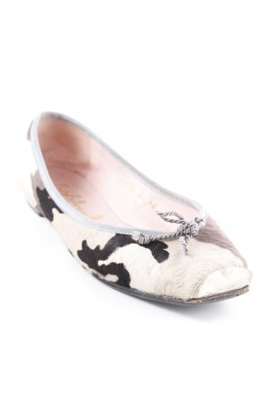 Pretty ballerinas Riemchen Ballerinas Camouflagemuster Casual-Look